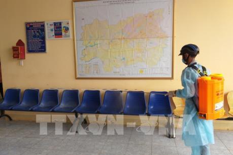 Dịch COVID-19: Ba người ở Bình Phước tiếp xúc trực tiếp bệnh nhân 45 đều âm tính