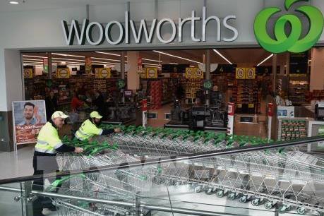 Siêu thị Australia hạn chế lượng mua sắm nhằm ngăn chặn hành vi tích trữ