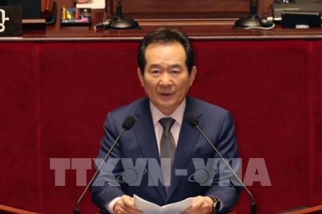 Thủ tướng Hàn Quốc hối thúc Quốc hội thông qua dự luật ngân sách bổ sung