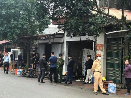 Hỏa hoạn nghiêm trọng ở Hưng Yên, ba người chết, một người bị thương