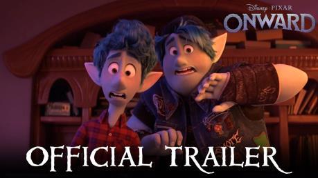 """Bộ phim hoạt hình """"Onward"""" duy trì ngôi vương"""