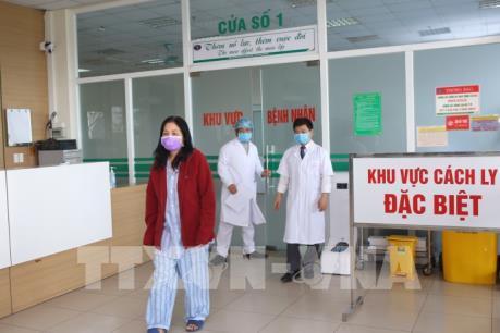 Diễn biến mới nhất về sức khoẻ các bệnh nhân mắc COVID-19 tại Việt Nam