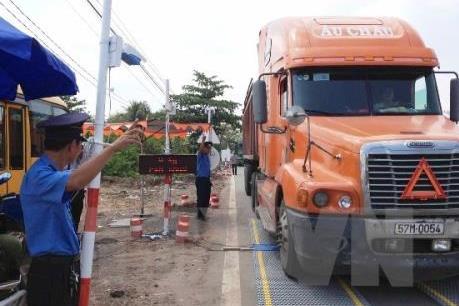 Bộ Giao thông Vận tải yêu cầu tăng cường kiểm soát tải trọng xe