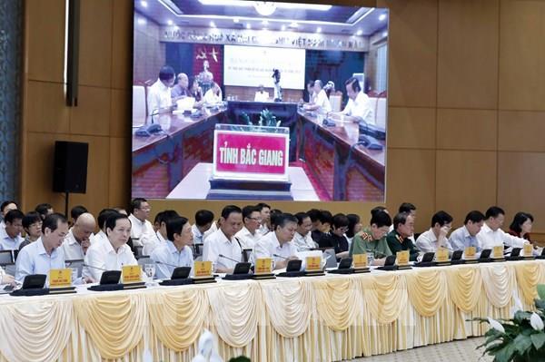 Hội nghị trực tuyến giải ngân vốn đầu tư công sẽ diễn ra cuối tháng 4