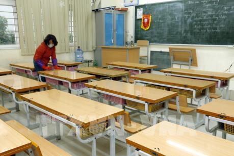 Học sinh Hà Nội từ cấp THCS trở lên sẽ đi học lại từ ngày 4/5