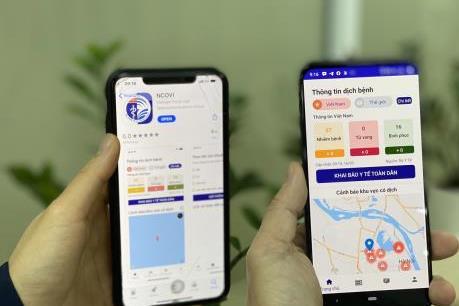 Vinaphone miễn phí 3G/4G truy cập app NCOVI, hỗ trợ khai báo y tế