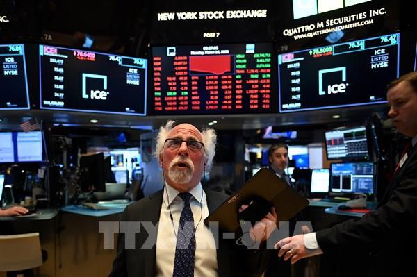 Phố Wall tiếp tục giảm sâu, sàn NYSE tạm thời đóng cửa từ ngày 23/3