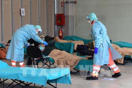 Tổng số ca nhiễm COVID-19 trên toàn cầu vượt mốc 200.000 người