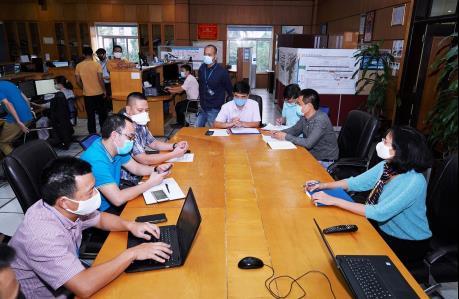 Vietnam Airlines kích hoạt Trung tâm Điều hành khai thác dự phòng ứng phó dịch COVID-19