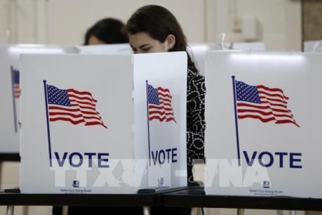 """Bầu cử Mỹ 2020: Nhiều điểm bỏ phiếu đóng cửa trong ngày """"Siêu thứ Ba"""" 17/3"""
