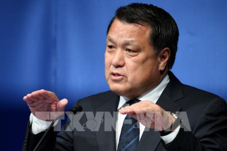 Chủ tịch Liên đoàn Bóng đá Nhật Bản dương tính với COVID-19