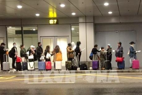 Thông tin của Bộ Ngoại giao về chuyến bay chở công dân từ Mỹ về Việt Nam