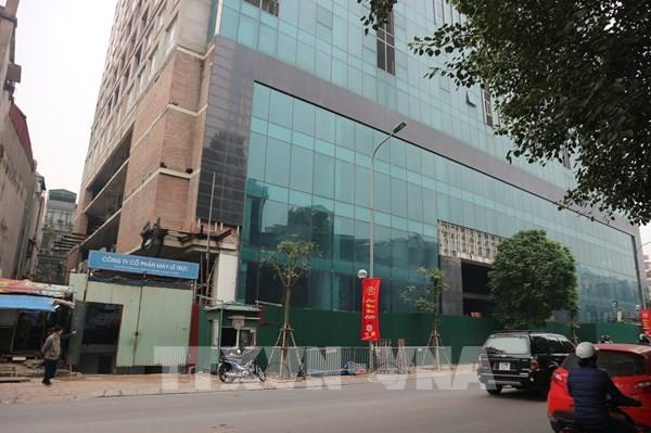 Hà Nội yêu cầu chủ đầu tư bàn giao hồ sơ quá trình xây dựng nhà 8B Lê Trực