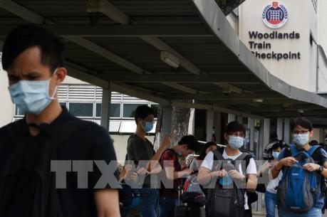 Singapore ghi nhận số ca nhiễm virus SARS-CoV-2 mới cao nhất trong ngày