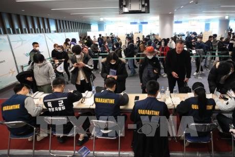 Hàn Quốc áp dụng biện pháp nghiêm ngặt hơn đối với người nước ngoài