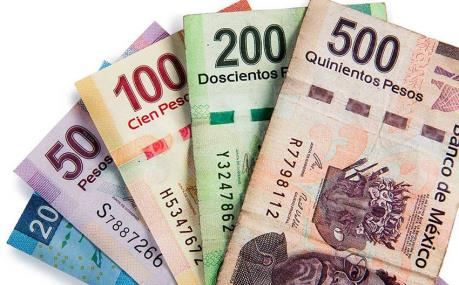 Mexico vực đồng nội tệ peso