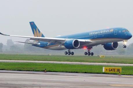 Vietnam Airlines dừng khai thác tất cả các đường bay quốc tế đến hết 30/4