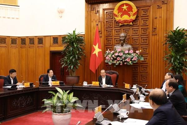 Phó Thủ tướng Trương Hòa Bình: Không để xảy ra trục lợi chính sách trong cổ phần hóa