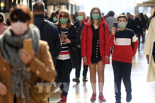 Thụy Sĩ ghi nhận hơn 3.880 ca nhiễm SARS-CoV-2