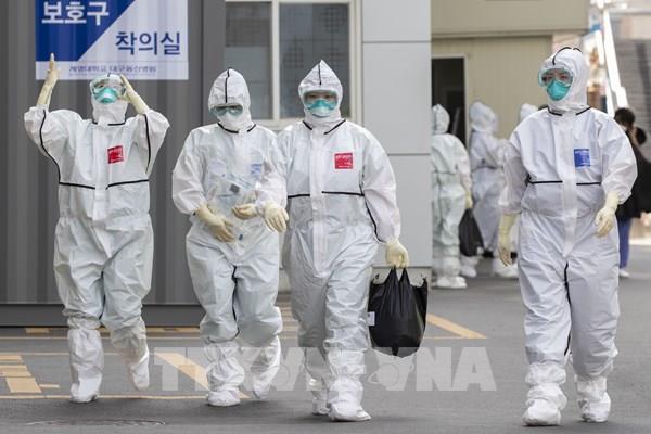 Những dấu hiệu tích cực trong cuộc chiến chống COVID-19 của Hàn Quốc
