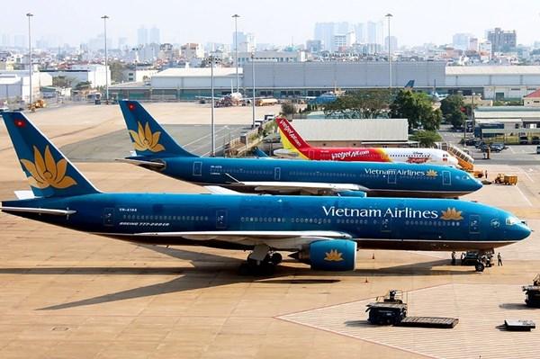 Dịch COVID-19: Sản lượng điều hành bay của VATM giảm 50%