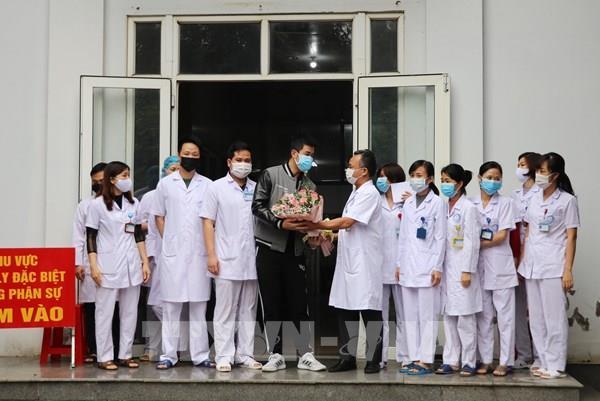 Dịch COVID-19: Sức khỏe của bệnh nhân thứ 18 đã hoàn toàn bình thường