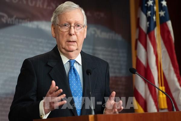 Dịch COVID-19: Thượng viện Mỹ không thông qua dự luật cứu trợ khẩn cấp thứ 3