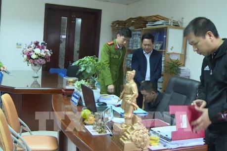 Bắt giữ Trưởng phòng của Cục thuế Thanh Hóa cưỡng đoạt tiền của doanh nghiệp