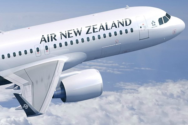 Chính phủ New Zealand cứu trợ hãng hàng không quốc gia