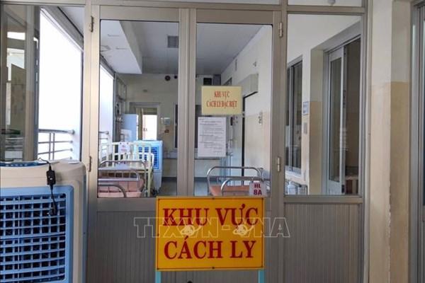 Tin tức mới nhất về sức khoẻ các nạn nhân mắc COVID-19 tại Việt Nam