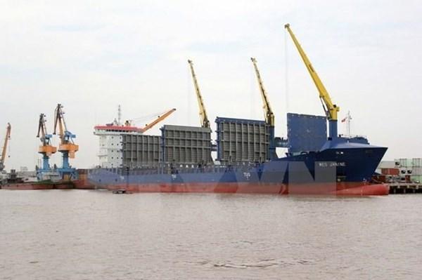 Gần 7.000 tỷ đồng xây dựng bến container số 3 và 4 cảng Lạch Huyện (Hải Phòng)
