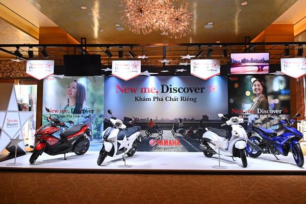 Yamaha Motor Việt Nam công bố hàng loạt hoạt động làm mới thương hiệu
