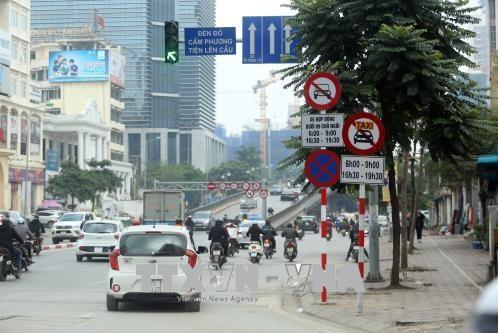 Hà Nội siết chặt kiểm tra, xử lý xe hợp đồng dưới 9 chỗ vi phạm