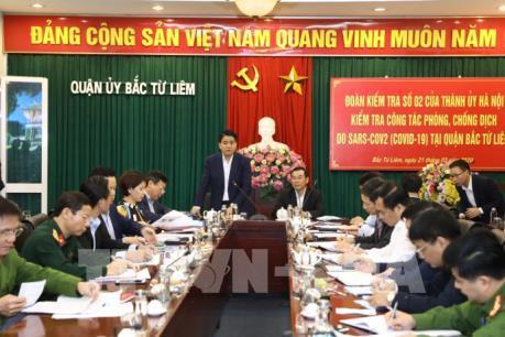 Chủ tịch UBND Hà Nội: Cho phép các quận mua vật tư y tế không qua đấu thầu
