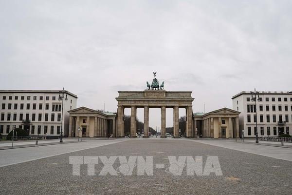 Đức có số ca nhiễm SARS-CoV-2 nhiều thứ 3 ở châu Âu