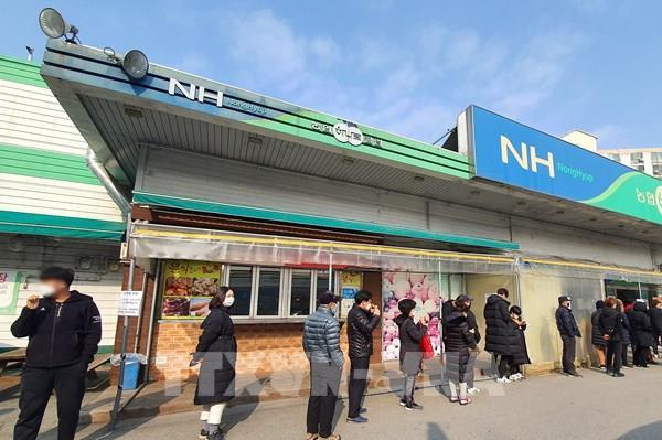 Hàn Quốc giảm phí thuê cửa hàng tới 50% cho doanh nghiệp