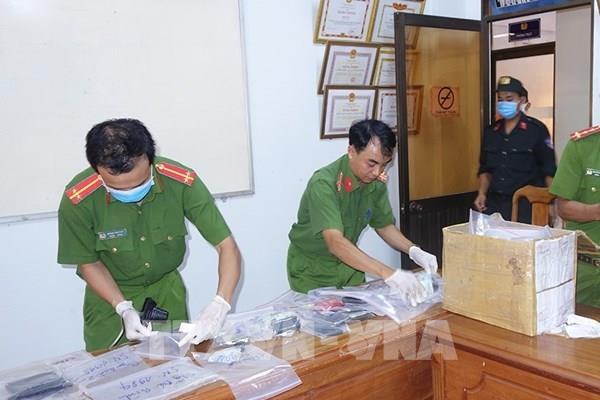 """Phá """"sới bạc"""" lớn ở An Giang, tạm giữ hình sự 31 người liên quan"""