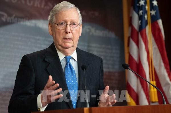 Nghị sĩ Mỹ đẩy nhanh thảo luận về gói giải cứu kinh tế hơn 1.000 tỷ USD