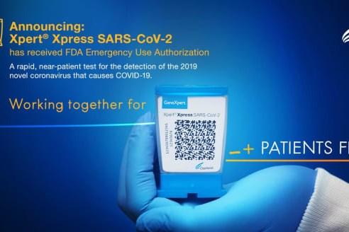 Mỹ: FDA thông qua biện pháp chẩn đoán nhanh virus SARS-CoV-2 trong 45 phút