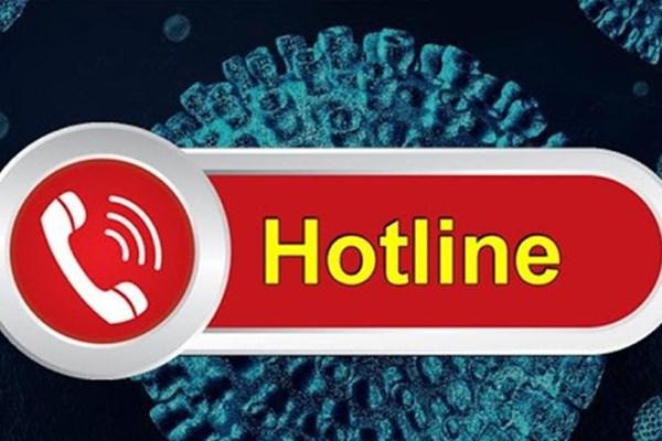Đường dây nóng của Bộ Y tế tư vấn phòng dịch COVID-19 cho người dân