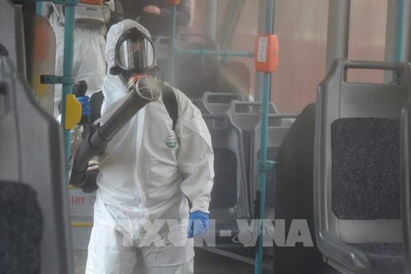 Dịch COVID-19: Số ca nhiễm virus tại Nga tăng lên hơn 4.100 người