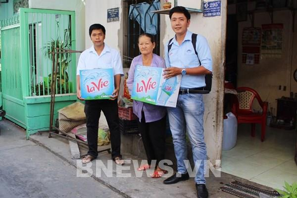La Vie và Nestlé Việt Nam quản lý nguồn nước, giảm thiệt hại từ hạn mặn