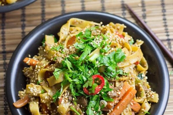Nở rộ xu hướng ẩm thực chay giả mặn tại châu Á