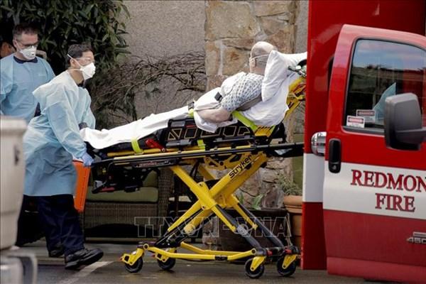 Dịch viêm đường hô hấp cấp COVID-19: Số ca tử vong tại Mỹ vượt 400 người