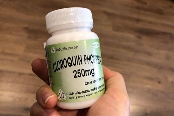 Người dân tuyệt đối không mua, sử dụng thuốc điều trị sốt rét để dự phòng COVID-19