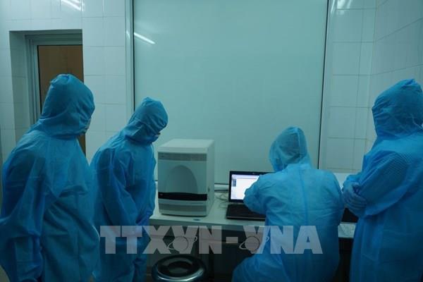 Thực hiện thành công xét nghiệm virus SARS-CoV-2 tại Hải Dương