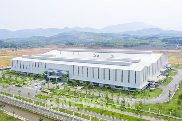 THACO tham gia chuỗi cung ứng linh kiện nhựa toàn cầu
