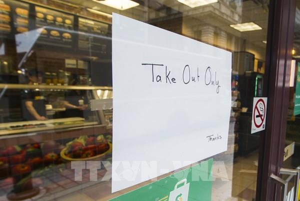 Dịch COVID 19: Hai tỉnh bang của Canada đóng cửa gần như toàn bộ hoạt động kinh tế
