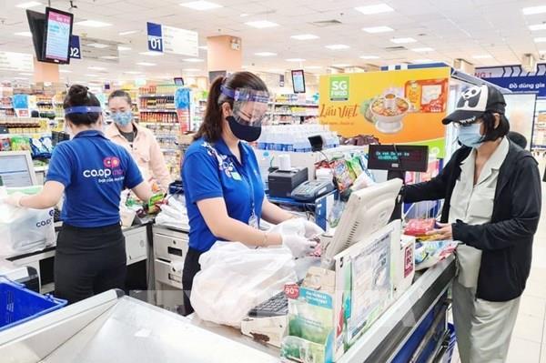 TP. HCM đảm bảo an toàn cho người dân mua sắm tại điểm bán lẻ