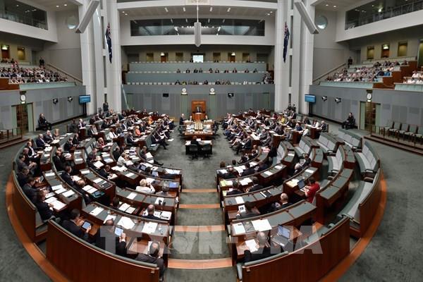 Quốc hội Australia thông qua gói kích thích kinh tế trị giá 84 tỷ AUD